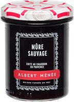 Confiture Extra De Mûre Sauvage - Produit - fr