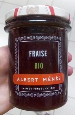 Fraise bio - Produit
