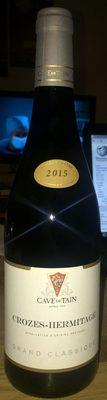 Crozes-Hermitage 2015 Grand Classique - Product