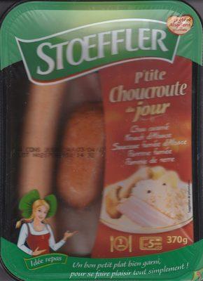 P'tite Choucroute du jour - Produit - fr