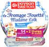 Le Fromage Fouetté Madame Loïk, Nature au sel de Guérande (24 % MG) - Product