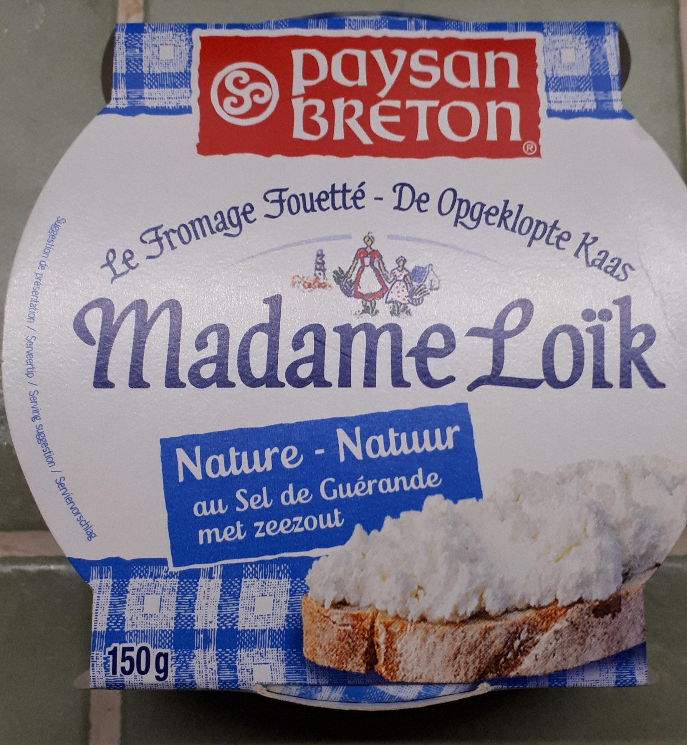 madame Loïk - Product