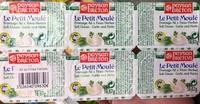 Le Petit Moulé Fromage Ail & Fines Herbes - Produit - fr