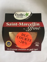 Saint-marcellin affiné - Produit - de