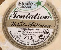 Tentation de saint felicien - Informations nutritionnelles - fr
