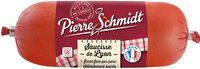 Schmidt saucisse de lyon piecette - Produit - fr