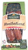 Saucisse de Montbéliard IGP crue 2x125g - Product