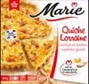 Quiche Lorraine, Lardons et Jambon supérieur fumés - Produit