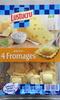 Ravioli 4 Fromages - Produit
