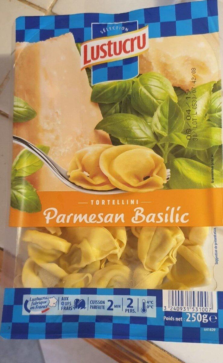 Tortellini Parmesan Basilic - Product - fr