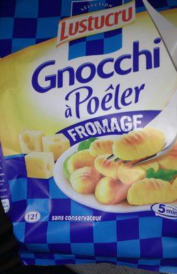 Gnocchi à Poêler au Fromage - Product