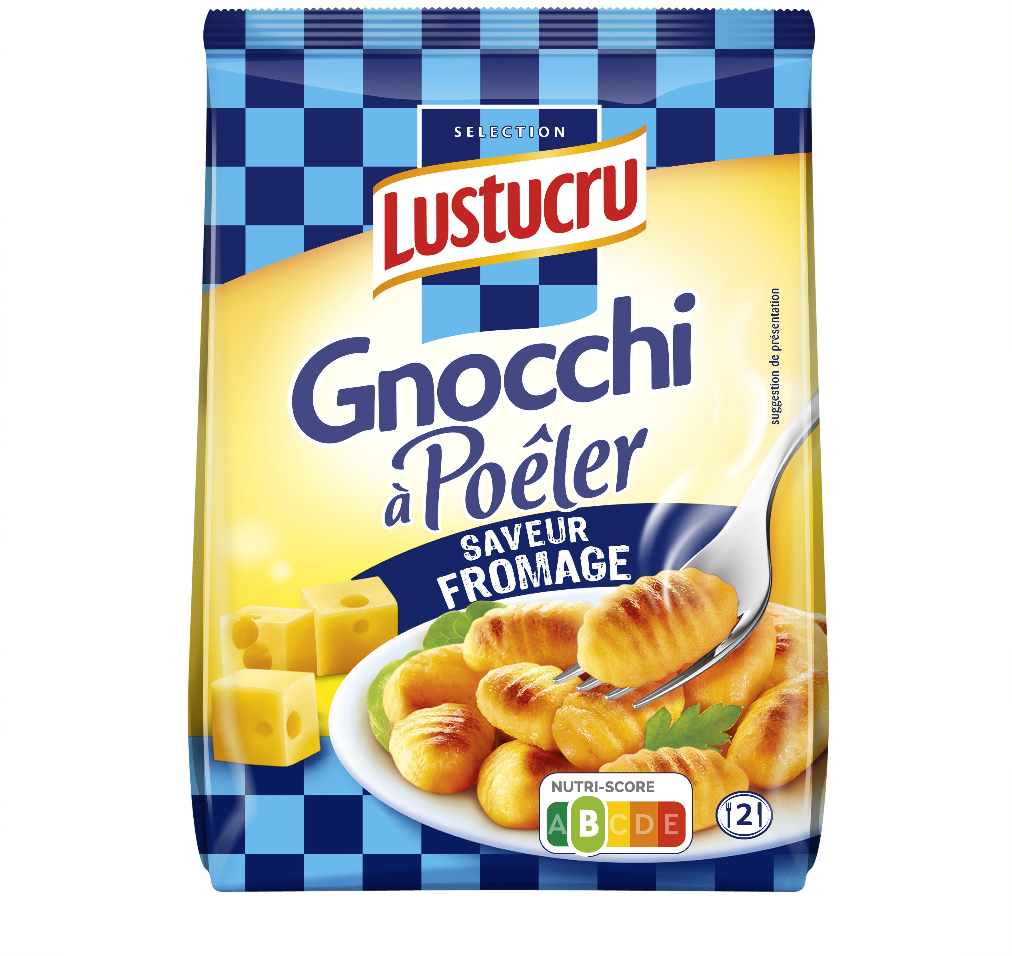 Gnocchi a poeler fromage 300g - Produit - fr