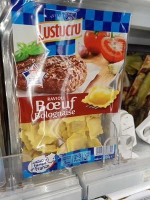 Ravioli de bœuf à la bolognaise - Product