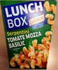 Serpentini Tomate Mozza Basilic, LunchBox - Product