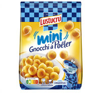 Mini gnocchi a poeler 300g lustucru - Produit - fr