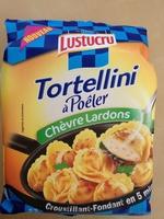 Tortellini à Poêler (Chèvre Lardons) - Produit - fr