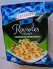 Ravioles à Poêler fromage, ail & fines herbes - Produit