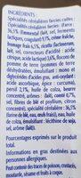 Ravioles à poêler aux fromages - Ingrédients - fr