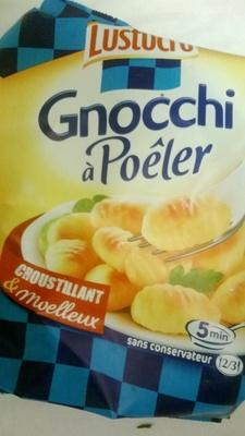 Gnocchis à Poêler - Produit