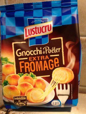 Gnocchi à poêler extra fromage - Produit