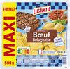 Lustucru ravioli bœuf bolognaise 500g format maxi - Produit
