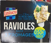 Ravioles sauce 3 Fromages - Product