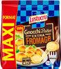 Lustucru gnocchi a poeler extra fromage maxi 500g lustx6 - Product
