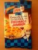 Gnocchi à poêler extra jambon fromage -
