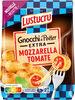 Lustucru gnocchi a poeler extra mozzarella tomate 280g promo - Produit