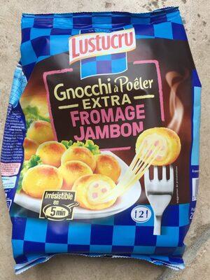 Gnocchi à Poeler Extra Fromage Jambon - Prodotto - fr