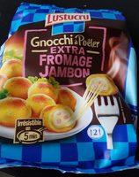Gnocchi à Poêler fromage jambon - Produit