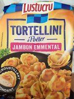 Pâtes Tortellini au Fromage - Produit - fr