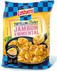 Lustucru tortellini a poeler jambon emmental - Product