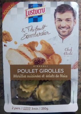 Girasoli Poulet girolles - Produit