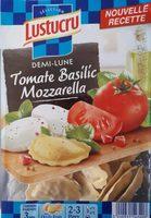 Demi-lune tomate basilic mozzarella - Product - fr