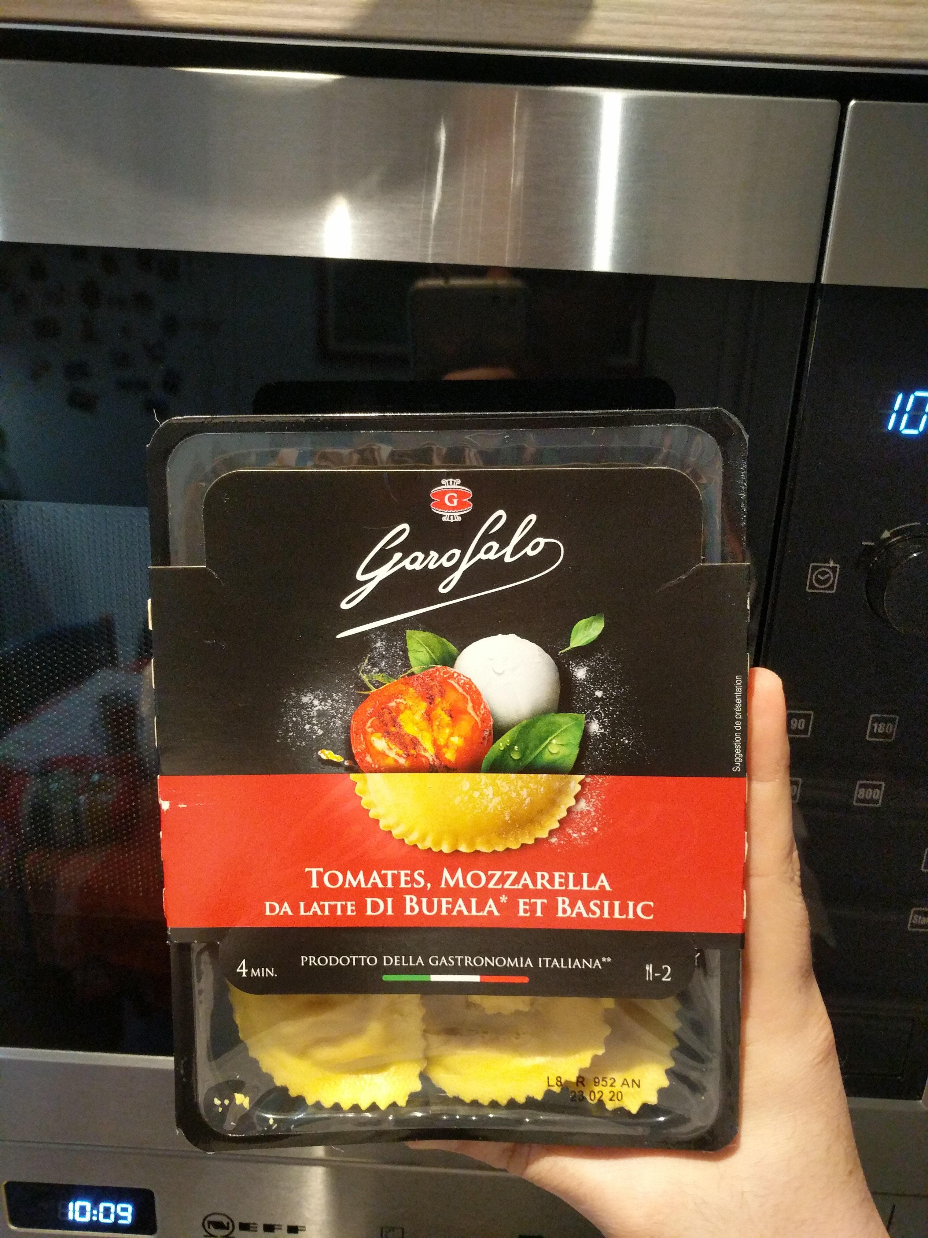 Pomodori Mozzarella e Basilico - Product