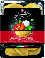 Demi lune tomate mozza di bufala basilic 250g - Product - fr