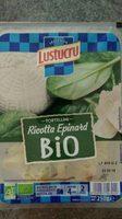 Tortellini Ricotta Épinards Bio - Produit