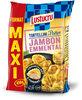 Lustucru selection tortellini a poeler maxi jambon emmental 450gx4 - Product