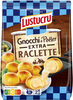 Gnocchi a poeler extra raclette 280g lustucru - Produit