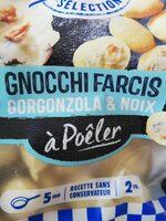 Gnocchi farcis gorgonzola et noix - Product