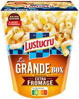 Lustucru box serpentini extra fromage - Produit - fr