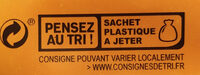 Lustucru gnocchi a poeler - Recyclinginstructies en / of verpakkingsinformatie - fr