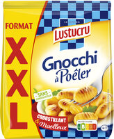 Lustucru gnocchi a poeler format xxl - Prodotto - fr