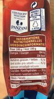 Girasoli tomate basilic mozzarella 260g lustucru selection - Nutrition facts - fr