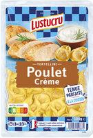 Lustucru tortellini poulet creme - Produit - fr