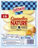 LUSTUCRU QUENELLES NATURE 6X40g - Produit