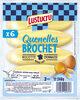Lustucru quenelles brochet 6x40g - Produit