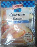 Quenelles Traiteur brochet - Produit