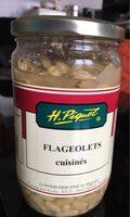 Flageolets cuisinés - Produit - fr